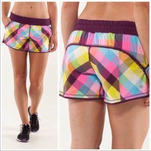 COPY - Lululemon Shake & Break Multicolored Short…